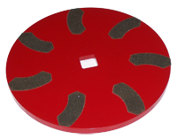 abrasives for gate valve reseaters