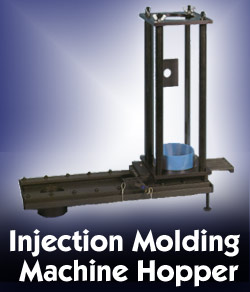 Link to Dexter Injection Molding Machne Hopper informational page